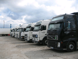 Freight to Lovenia from UK